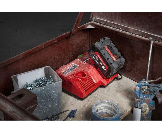 Сверхбыстрое зарядное устройство Milwaukee M12-18SC - 4932471735, фото , изображение 7