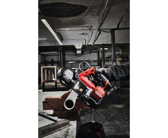 Аккумуляторная ленточная пила Milwaukee M12 FBS64-402C - 4933478441, Вариант модели: M12 FBS64-402C, фото , изображение 8