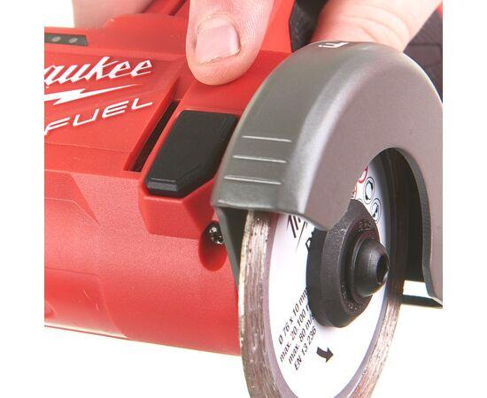 Субкомпактная многофункциональная отрезная машина Milwaukee M12 FCOT-422X - 4933464619, Вариант модели: M12 FCOT-422X, фото , изображение 11