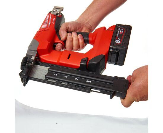 Аккумуляторный гвоздезабиватель Milwaukee M18 CN18GS-0X - 4933451959, Вариант модели: M18 CN18GS-0X, фото , изображение 8