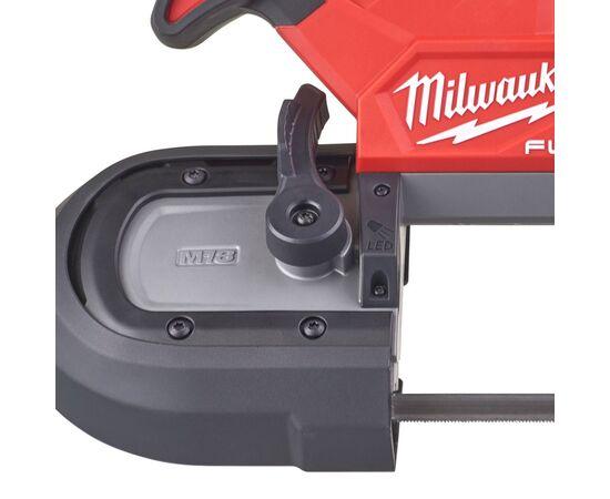 Компактная ленточная пила Milwaukee M18 FBS85-202C - 4933471498, фото , изображение 12