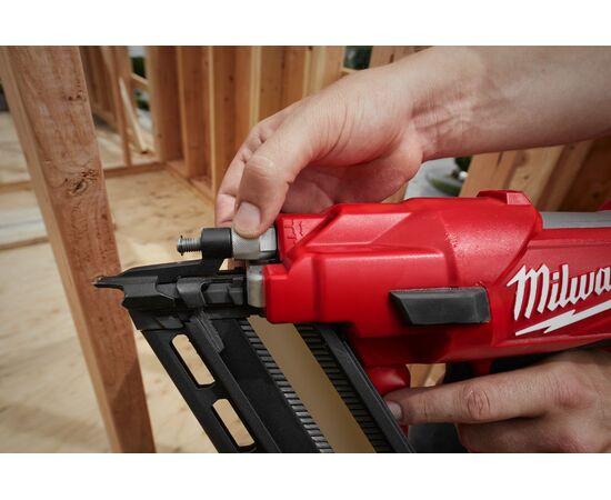 Аккумуляторный гвоздезабиватель Milwaukee M18 FFN-502C - 4933471404, Вариант модели: M18 FFN-502C, фото , изображение 7