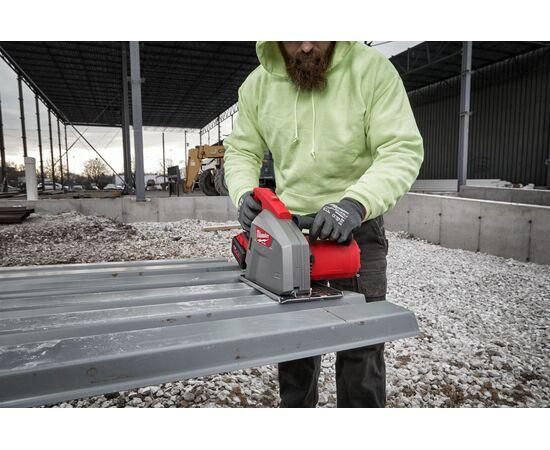 Аккумуляторная циркулярная пила по металлу Milwaukee M18 FMCS66-121C - 4933472111, Вариант модели: M18 FMCS66-121C, фото , изображение 13