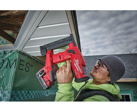 Аккумуляторный степлер Milwaukee M18 FNCS18GS-202X - 4933471940, Вариант модели: M18 FNCS18GS-202X, фото , изображение 3