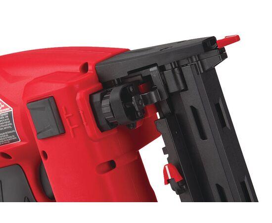 Аккумуляторный степлер Milwaukee M18 FNCS18GS-202X - 4933471940, Вариант модели: M18 FNCS18GS-202X, фото , изображение 10