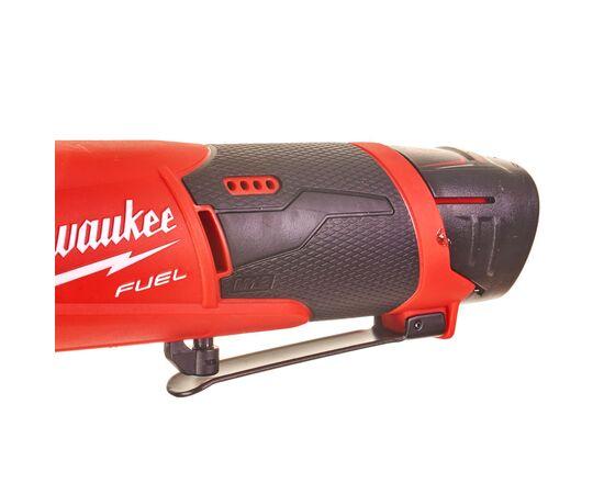 Аккумуляторная импульсная трещотка Milwaukee M12 FIR38-201B - 4933459798, Вариант модели: M12 FIR38-201B, фото , изображение 5