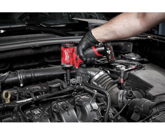 Аккумуляторный импульсный гайковерт Milwaukee M12 FIW38-422X - 4933464613, Вариант модели: M12 FIW38-422X, фото , изображение 8