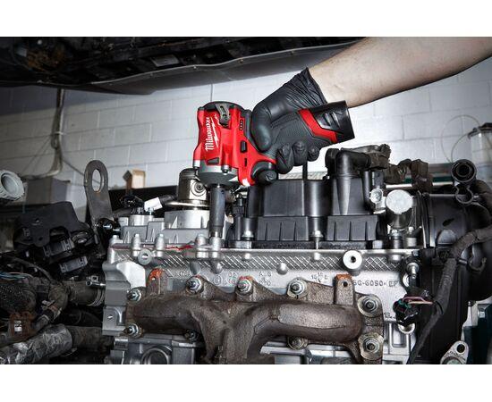 Аккумуляторный импульсный гайковерт Milwaukee M12 FIW38-422X - 4933464613, Вариант модели: M12 FIW38-422X, фото , изображение 10