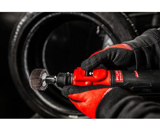 Низкоскоростная машина для полировки шин Milwaukee M12 FUEL FTB-0 - 4933472215, фото , изображение 10