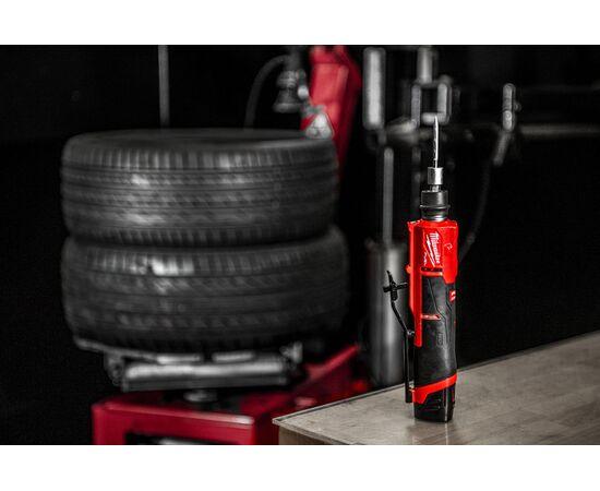 Низкоскоростная машина для полировки шин Milwaukee M12 FUEL FTB-0 - 4933472215, фото , изображение 12