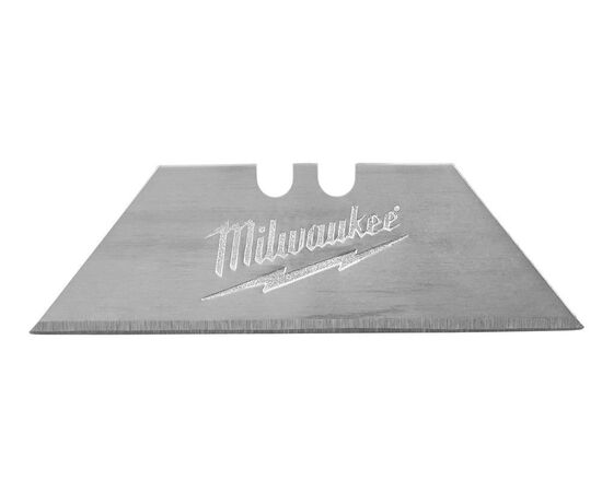 Сменное лезвие общего назначения Milwaukee GENERAL PURPOSE UTILITY KNIFE BLADES 5pcs - 48221905, фото