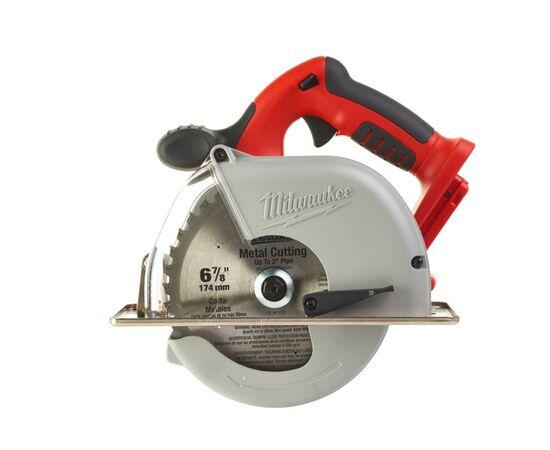Аккумуляторная циркулярная пила по металлу Milwaukee HD28 MS-0 - 4933416880, Вариант модели: HD28 MS-0, фото