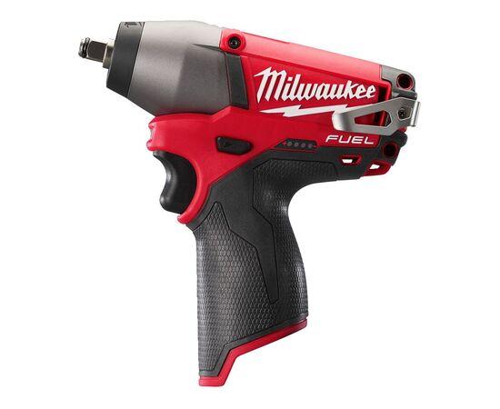 Аккумуляторный импульсный гайковерт Milwaukee M12 CIW38-0 - 4933440460, Вариант модели: M12 CIW38-0, фото