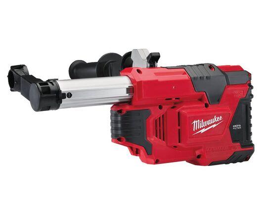 Универсальная аккумуляторная система пылеудаления для перфораторов Milwaukee M12 DE-0C - 4933440510, Вариант модели: M12 DE-0C, фото