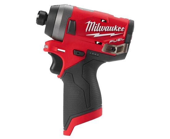 Купить Аккумуляторный импульсный винтоверт Milwaukee M12 FID-0 - 4933459822, 1 на официальном сайте Milwaukee redtool.by (milwaukeetool.by)