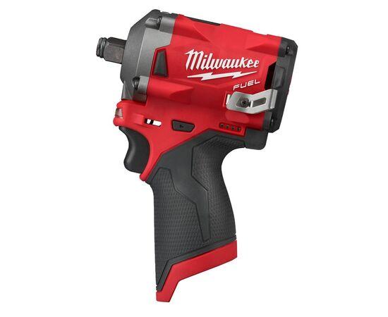 Аккумуляторный импульсный гайковерт Milwaukee M12 FIWF12-0 - 4933464615, Вариант модели: M12 FIWF12-0, фото