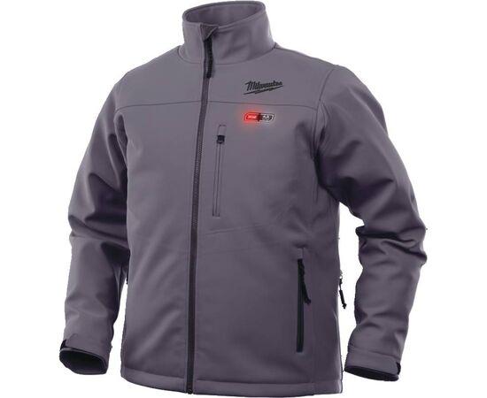 Купить Куртка с подогревом Milwaukee M12 HJ GREY3-0 M - 4933451592, 1 на официальном сайте Milwaukee redtool.by (milwaukeetool.by)