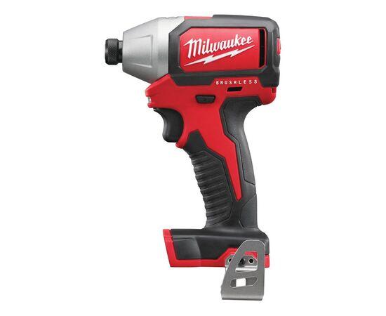 Купить Аккумуляторный импульсный винтоверт Milwaukee M18 BLID-0 - 4933448452, 1 на официальном сайте Milwaukee redtool.by (milwaukeetool.by)
