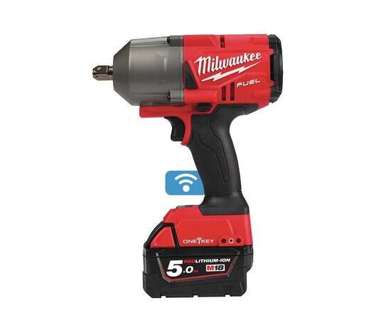 Купить Аккумуляторный импульсный гайковерт Milwaukee M18 ONEFHIWP12-502X - 4933459725, 1 на официальном сайте Milwaukee redtool.by (milwaukeetool.by)