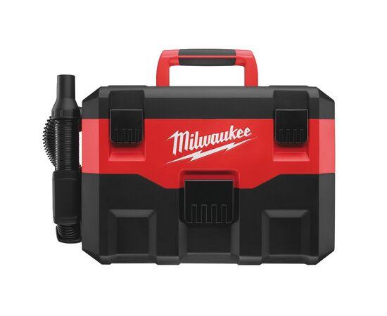 Аккумуляторный пылесос для влажной и сухой уборки Milwaukee M18 VC-0 - 4933433601, Вариант модели: M18 VC-0, фото
