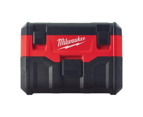 Аккумуляторный пылесос для влажной и сухой уборки Milwaukee M18 VC2-0 - 4933464029, Вариант модели: M18 VC2-0, фото