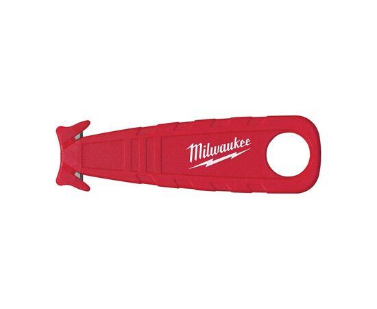 Безопасный нож-резак для вскрытия упаковки Milwaukee SAFETY CUTTER - 48221916, фото