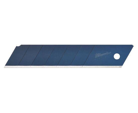 Сменное лезвие для выдвижных ножей Milwaukee SNAP BLADES 25 MM 10pcs - 48229125, фото