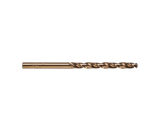 Купить Сверло по металлу с содержанием кобальта Milwaukee HSS-G COBALT DIN338 4.8 x 86 mm - 4932363263, 1 на официальном сайте Milwaukee redtool.by (milwaukeetool.by)