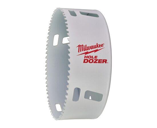Купить Биметаллическая коронка Milwaukee HOLE DOZER 133 mm - 49560244, 1 на официальном сайте Milwaukee redtool.by (milwaukeetool.by)