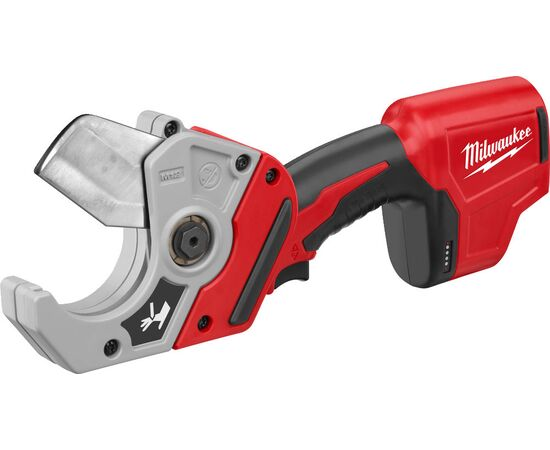 Аккумуляторный труборез для пластиковых труб Milwaukee C12 PPC-0 - 4933416550, Вариант модели: C12 PPC-0, фото , изображение 3