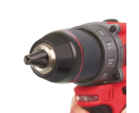 Аккумуляторная дрель-шуруповерт Milwaukee M12 FDD-0 - 4933459815, Вариант модели: M12 FDD-0, фото , изображение 6