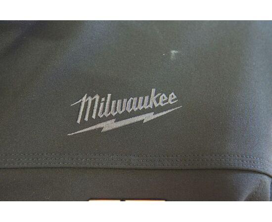 Купить Куртка с подогревом Milwaukee M12 HJ GREY3-0 M - 4933451592, 2 на официальном сайте Milwaukee redtool.by (milwaukeetool.by)
