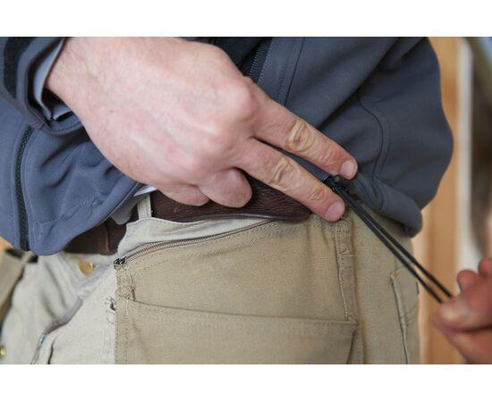 Купить Куртка с подогревом Milwaukee M12 HJ GREY3-0 M - 4933451592, 4 на официальном сайте Milwaukee redtool.by (milwaukeetool.by)