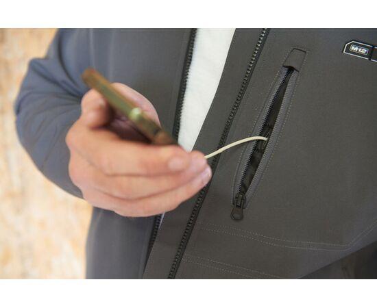 Купить Куртка с подогревом Milwaukee M12 HJ GREY3-0 M - 4933451592, 5 на официальном сайте Milwaukee redtool.by (milwaukeetool.by)
