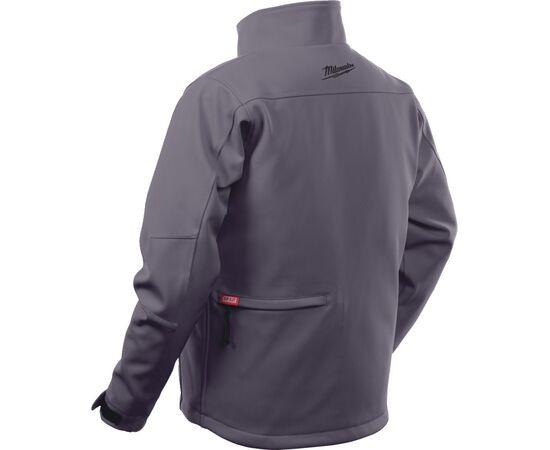 Купить Куртка с подогревом Milwaukee M12 HJ GREY3-0 M - 4933451592, 12 на официальном сайте Milwaukee redtool.by (milwaukeetool.by)