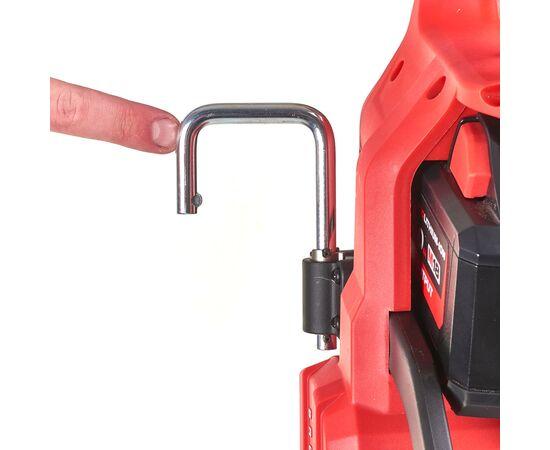 Аккумуляторная циркулярная пила по дереву и пластику Milwaukee M18 FCSRH66-0 - 4933471444, Вариант модели: M18 FCSRH66-0, фото , изображение 5