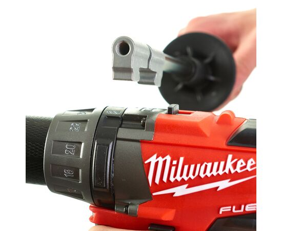 Аккумуляторная дрель-шуруповерт Milwaukee M18 FDD-0X - 4933451445, Вариант модели: M18 FDD-0X, фото , изображение 6