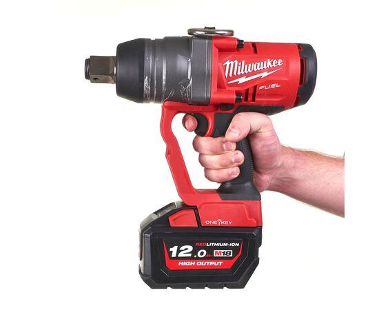 Аккумуляторный импульсный гайковерт Milwaukee M18 ONEFHIWF1-802X - 4933459734, фото , изображение 2