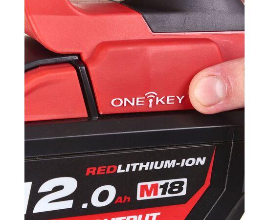 Аккумуляторный импульсный гайковерт Milwaukee M18 ONEFHIWF1-802X - 4933459734, фото , изображение 8