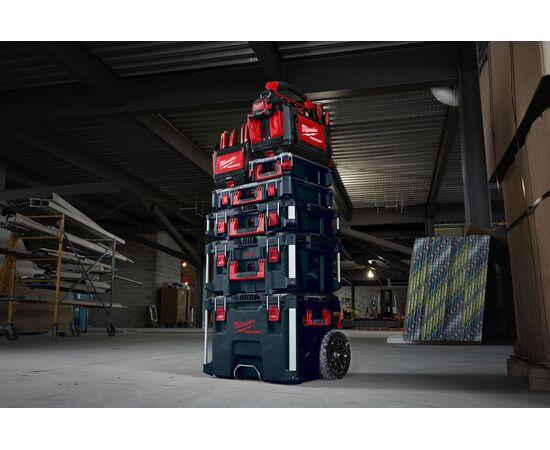 Ящик на колесах Milwaukee PACKOUT™ TROLLEY BOX - 4932464078, фото , изображение 10