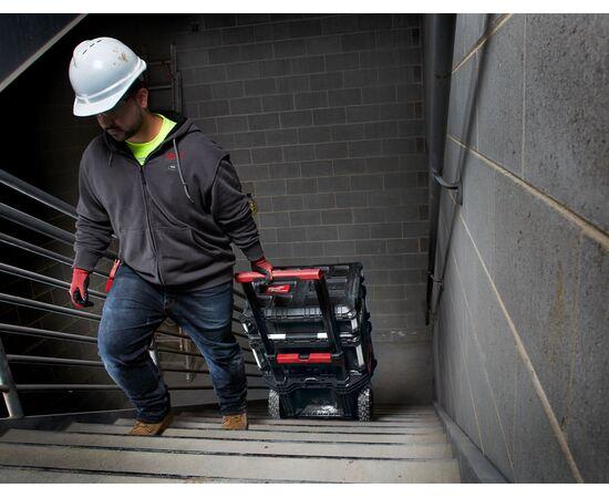 Ящик на колесах Milwaukee PACKOUT™ TROLLEY BOX - 4932464078, фото , изображение 11