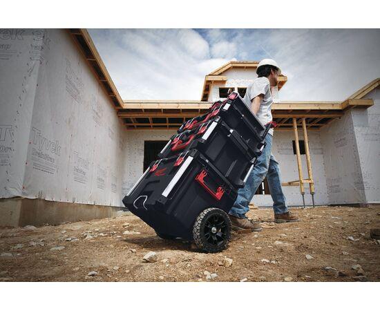 Ящик на колесах Milwaukee PACKOUT™ TROLLEY BOX - 4932464078, фото , изображение 12