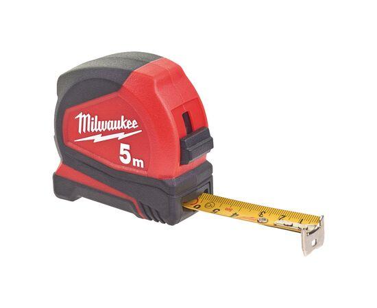 Купить Рулетка Milwaukee PRO COMPACT 5m - 4932459592, 2 на официальном сайте Milwaukee redtool.by (milwaukeetool.by)