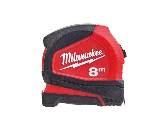 Купить Рулетка Milwaukee PRO COMPACT 8m - 4932459594, 1 на официальном сайте Milwaukee redtool.by (milwaukeetool.by)