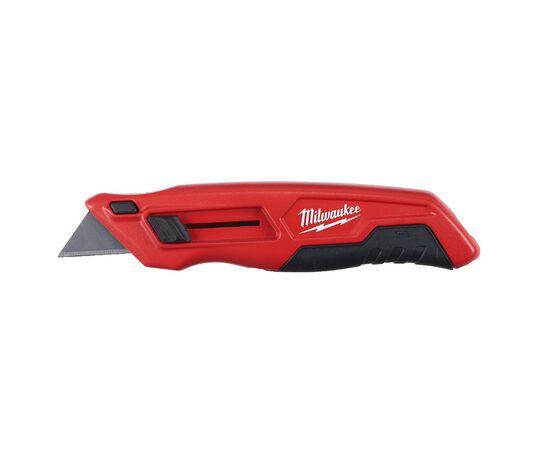 Выдвижной многофункциональный нож Milwaukee SLIDING UTILITY KNIFE - 4932471359, фото