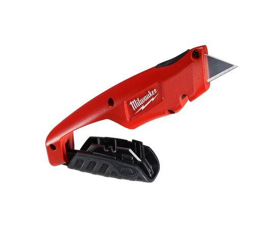 Выдвижной многофункциональный нож Milwaukee SLIDING UTILITY KNIFE - 4932471359, фото , изображение 4