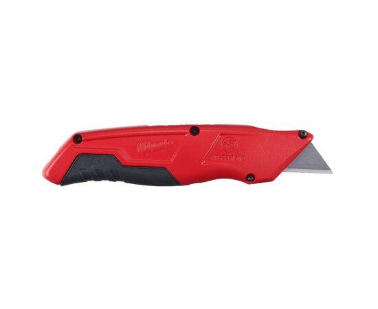 Выдвижной многофункциональный нож Milwaukee SLIDING UTILITY KNIFE - 4932471359, фото , изображение 3