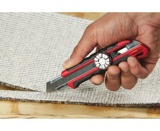 Купить Выдвижной нож Milwaukee SNAP KNIFE 18 MM - 48221961, 3 на официальном сайте Milwaukee redtool.by (milwaukeetool.by)