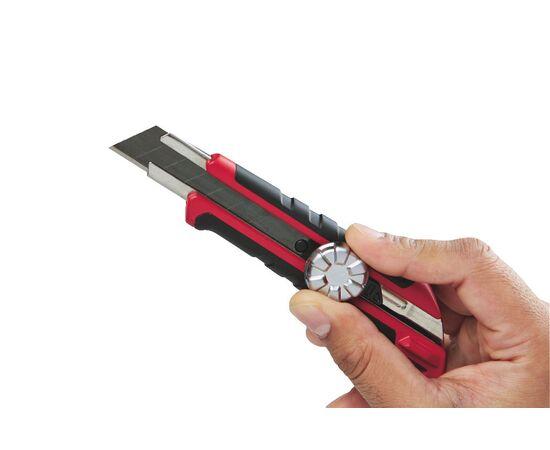 Выдвижной нож Milwaukee SNAP KNIFE 18 MM - 48221961, фото , изображение 4