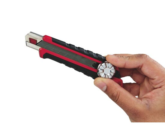 Купить Выдвижной нож Milwaukee SNAP KNIFE 18 MM - 48221961, 8 на официальном сайте Milwaukee redtool.by (milwaukeetool.by)